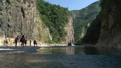 Lumi i Shalës, mrekullia e veriut të Shqipërisë-Reportazh