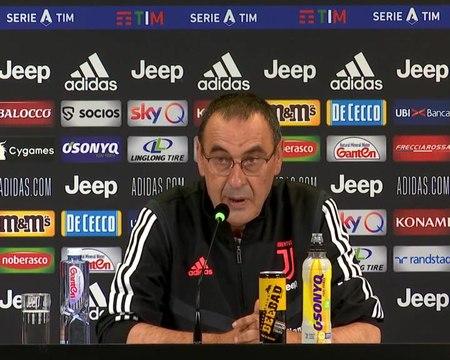 """Serie A : Sarri : """"L'Atalanta, C'est comme aller chez le dentiste. Tu peux t'en sortir bien mais tu vas sentir la douleur"""""""
