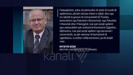 KONI «ZGJEDHJET, NE KAOS TOTAL, VOTIMET TE SHTYHEN» - News, Lajme - Kanali 7