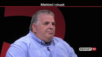 Profesor Andi Koraqi  thotë se Covid-19 ka pësuar 40 mutacione
