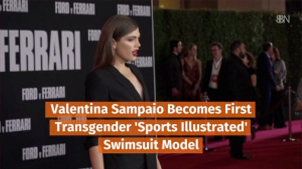 Valentina Sampaio Makes Transgender Model History