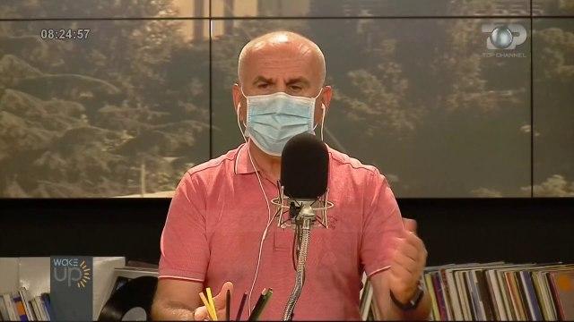 Wake Up/ Pëllumb Pipero: Maska mbron 95 % nga COVID-19, por në plazh nuk nevojitet