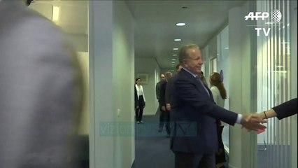 Hoti dhe Vuçiç sot takohen online - News, Lajme - Vizion Plus