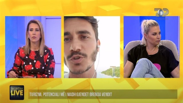 Turizmi në kohën pandemisë - Shqipëria Live, 10 Korrik 2020