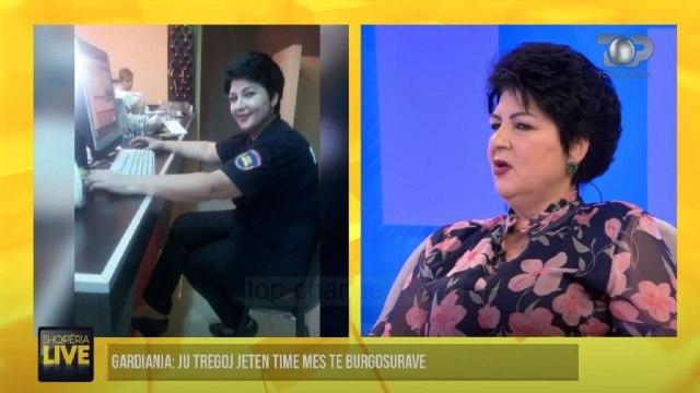Gardiania grua tregon punën e vështirë me të burgosurat - Shqipëria Live, 10 Korrik 2020