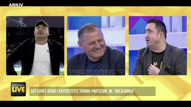 Një klip miqësor mbi debatet që kanë ndodhur në studio - Shqipëria Live, 10 Korrik 2020