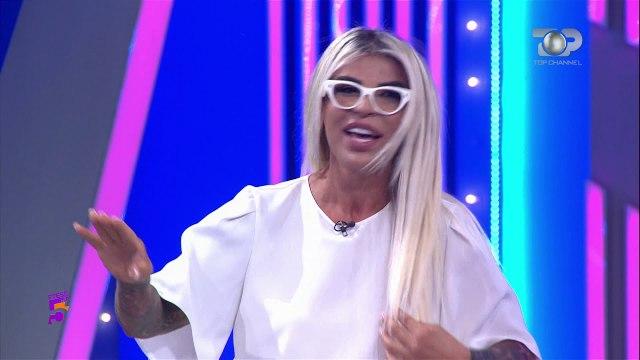 """Si e këndon Irini Qirjako """"taten"""" e Valbona Memës? Plasin të qeshurat në studio"""