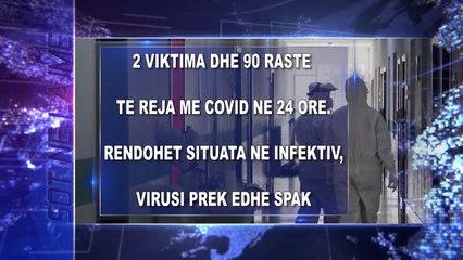 Titujt kryesore te edicionit informativ te ores 19:30 ne Tv Klan (10 Korrik 2020)   News Headlines