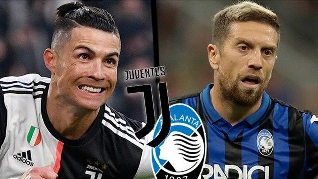 Les compos probables de Juventus-Atalanta