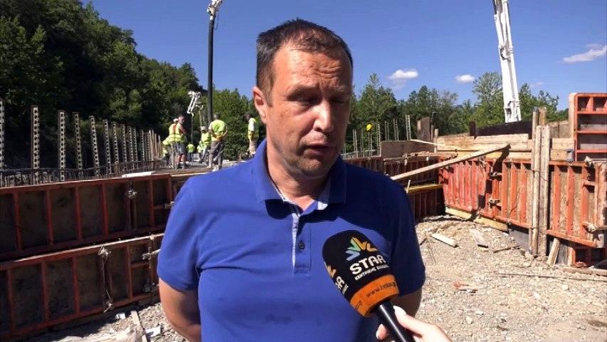 Φθιώτιδα: Σήμερα η επίστρωση της γέφυρας Ινάχου, τον Οκτώβριο θα δοθεί στην κυκλοφορία