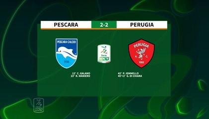 HIGHLIGHTS #PescaraPerugia 2-2 #SerieBKT