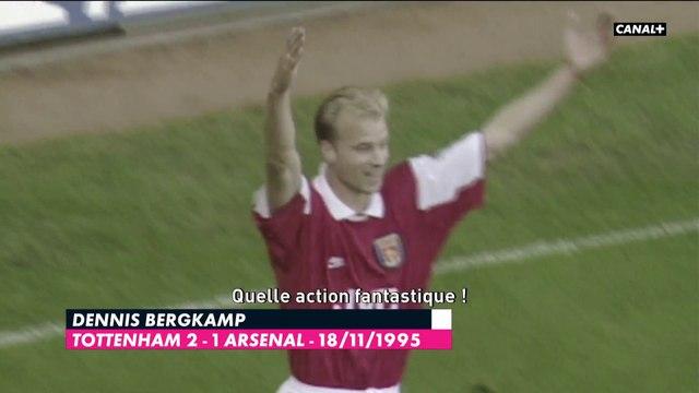 Le Top 5 des plus beaux buts marqués lors des matchs Tottenham / Arsenal