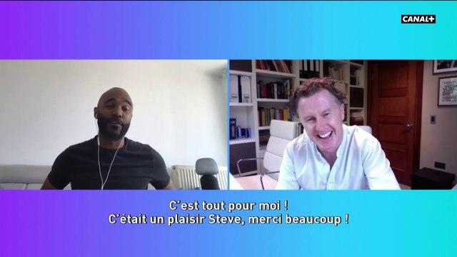 L'interview de Steve McManaman par Florent Sinama-Pongolle