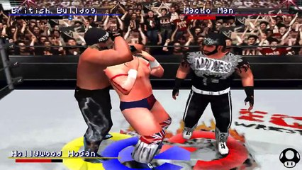 WWA 96 - 98 - Bulldog season #10