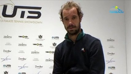 "US Open - Richard Gasquet : ""I don't know if I'm going to go to the US Open"""