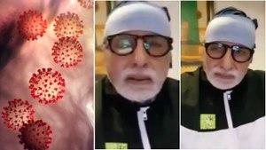 #AmitabhBachchan : Coronavirus సోకిన తరువాత మొదటిసారి మాట్లాడిన Amitabh Bachchan..!