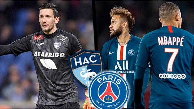 Le Havre - PSG : les compositions probables
