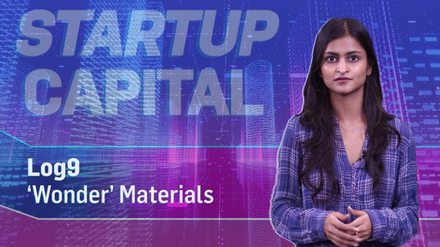 Startup Capital | Log9 'Wonder' Materials