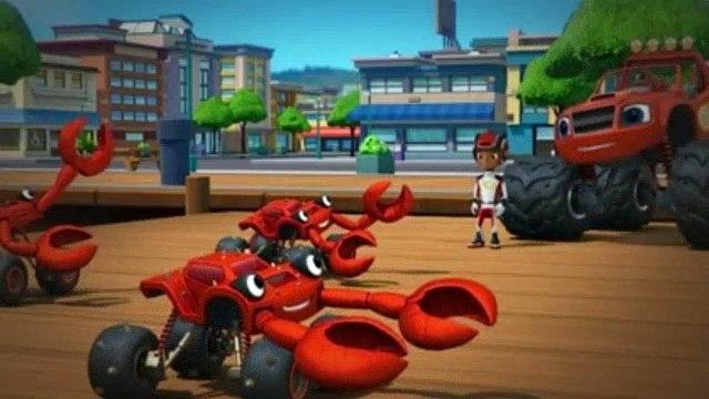 Blaze and the Monster Machines Season 5 Episode 7 Deep Sea Grand Prix