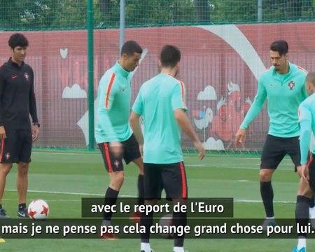 """Portugal - Nuno Gomes : """"Le report de l'Euro ne change pas grand chose pour Ronaldo"""""""