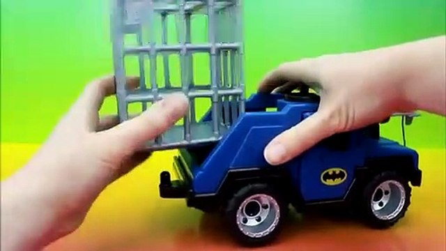 Fisher Price Imaginext Batman & ATV Gotham City DC Super Heroes Two face