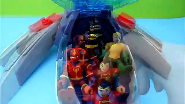 Imaginext The Javelin & Batman with Scooby-Doo Disney Frozen Princess sponge Bob