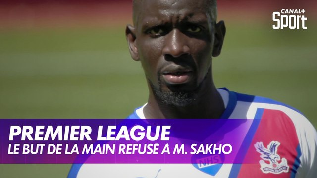 Le but de la main refusé à Mamadou Sakho