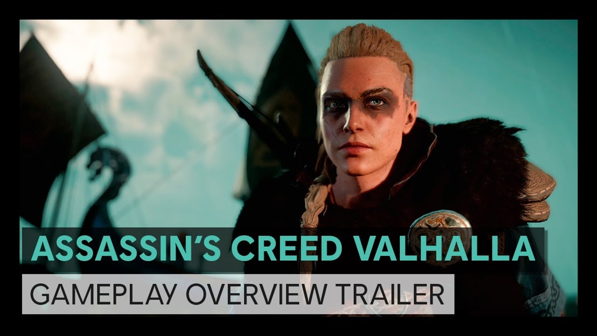 Assassin S Creed Valhalla Gameplay Overview Trailer 2020 Video Dailymotion