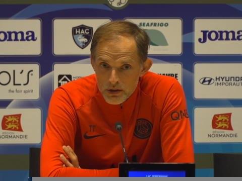 """PSG - Tuchel prédit """"un match difficile et serré"""" contre l'Atalanta"""