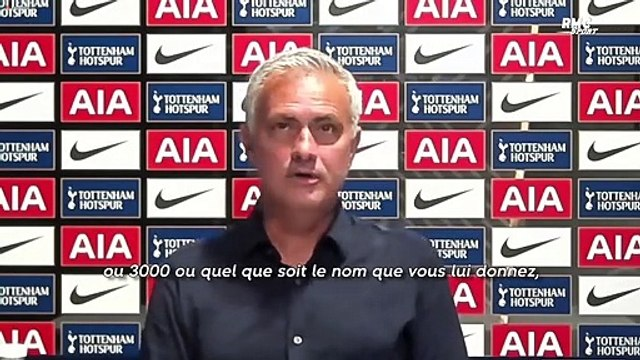 """Tottenham : Pas fan de la Ligue Europa, Mourinho veut """"tout faire"""" pour la jouer"""