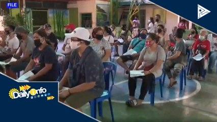 DSWD, humingi ng pang-unawa sa hindi pa maibigay na 2nd tranche ng SAP
