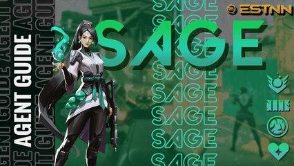 VALORANT SENTINEL GUIDE: Sage