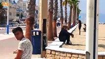 شوف بحر مدينة مرتيل أفضل شاطئ في المغرب - تبح