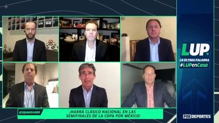 Definidas las semifinales de la Copa por México: LUP