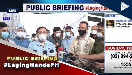 #LagingHanda   Sen. Bong Go, isinusulong ang pagbuo ng e-governance system