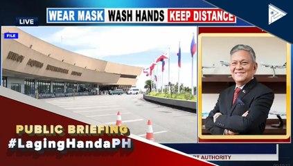 #LagingHanda   Safety protocols na isinasagawa ng MIAA vs. CoVID-19