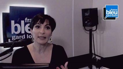 13 Juillet 2020 - Khadija Aoudia fait son 7h50 sur France Bleu Gard Lozère