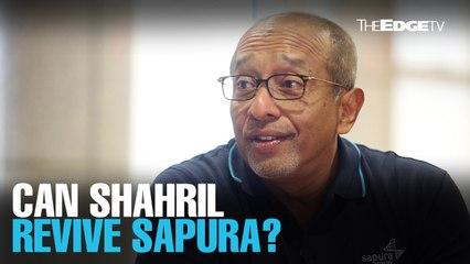 EDGE WEEKLY: Can Shahril revive Sapura?