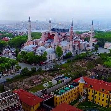 Turkey turns iconic Hagia Sophia museum into a mosque