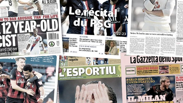 Le grand retour du PSG et de Neymar impressionne déjà l'Europe, le nouveau coup de sang de Zlatan Ibrahimovic