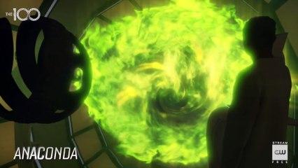 The 100 Season 7 Episode 8 Inside Anaconda (2020)