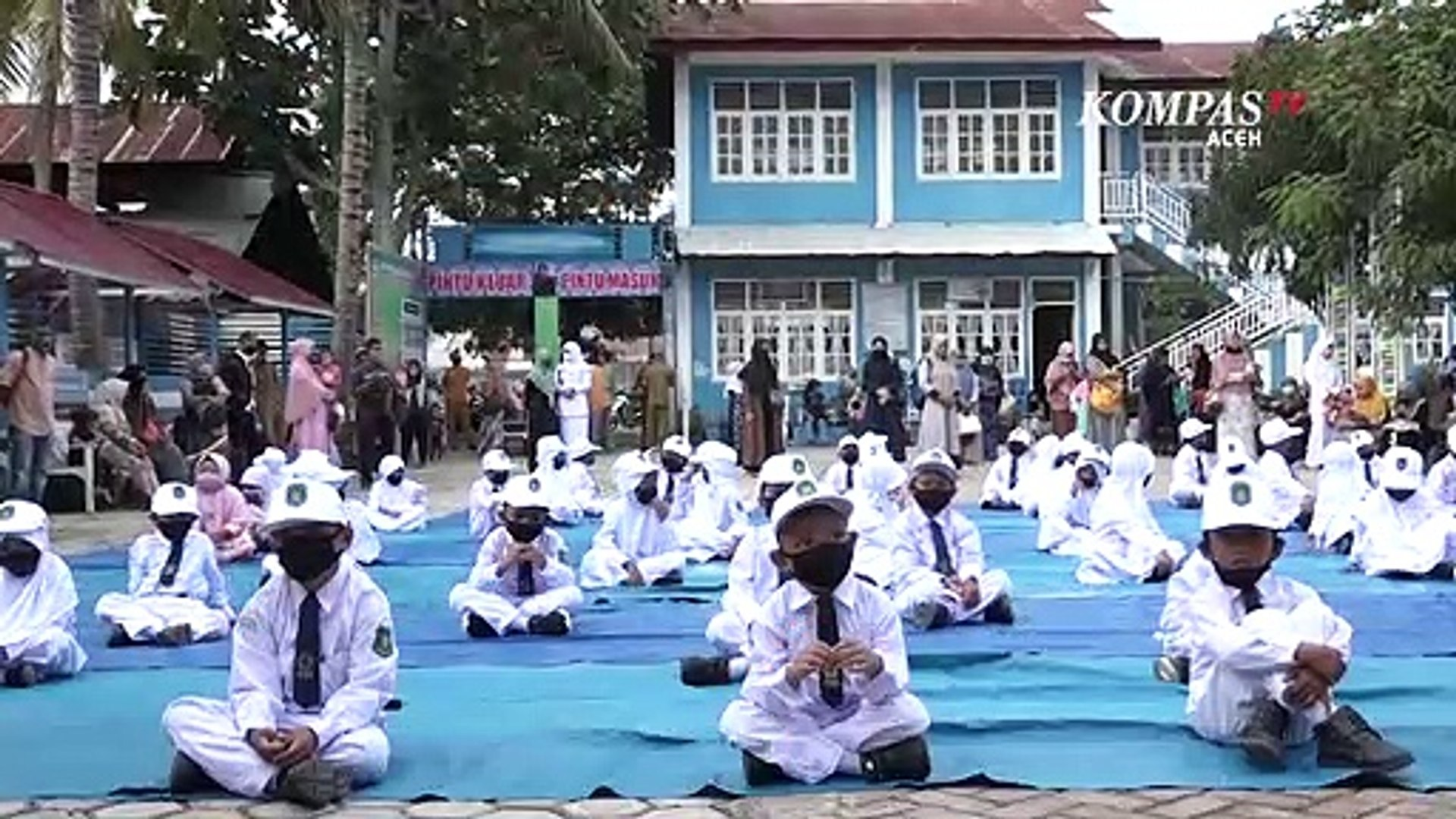 Min 9 Banda Aceh Gelar Pertemuan Tatap Muka Video Dailymotion