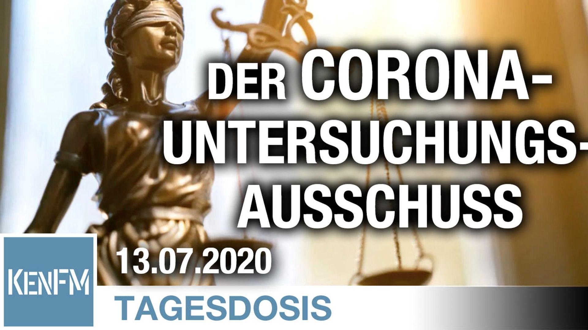 Der Corona-Untersuchungsausschuss | Von Tilo Gräser