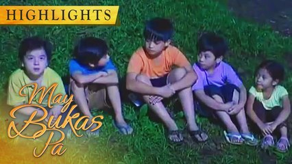 The lost kids promise to work together to survive the jungle | May Bukas Pa