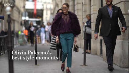 Olivia Palermo's best style moments