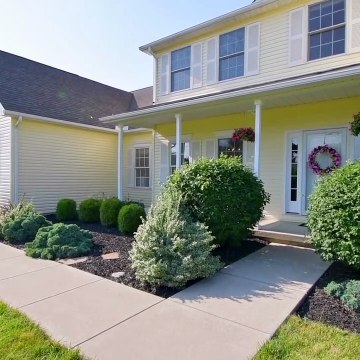 2 Acres Home for Sale in Orient OH - Southwestern Schools | 3715 Zuber Rd