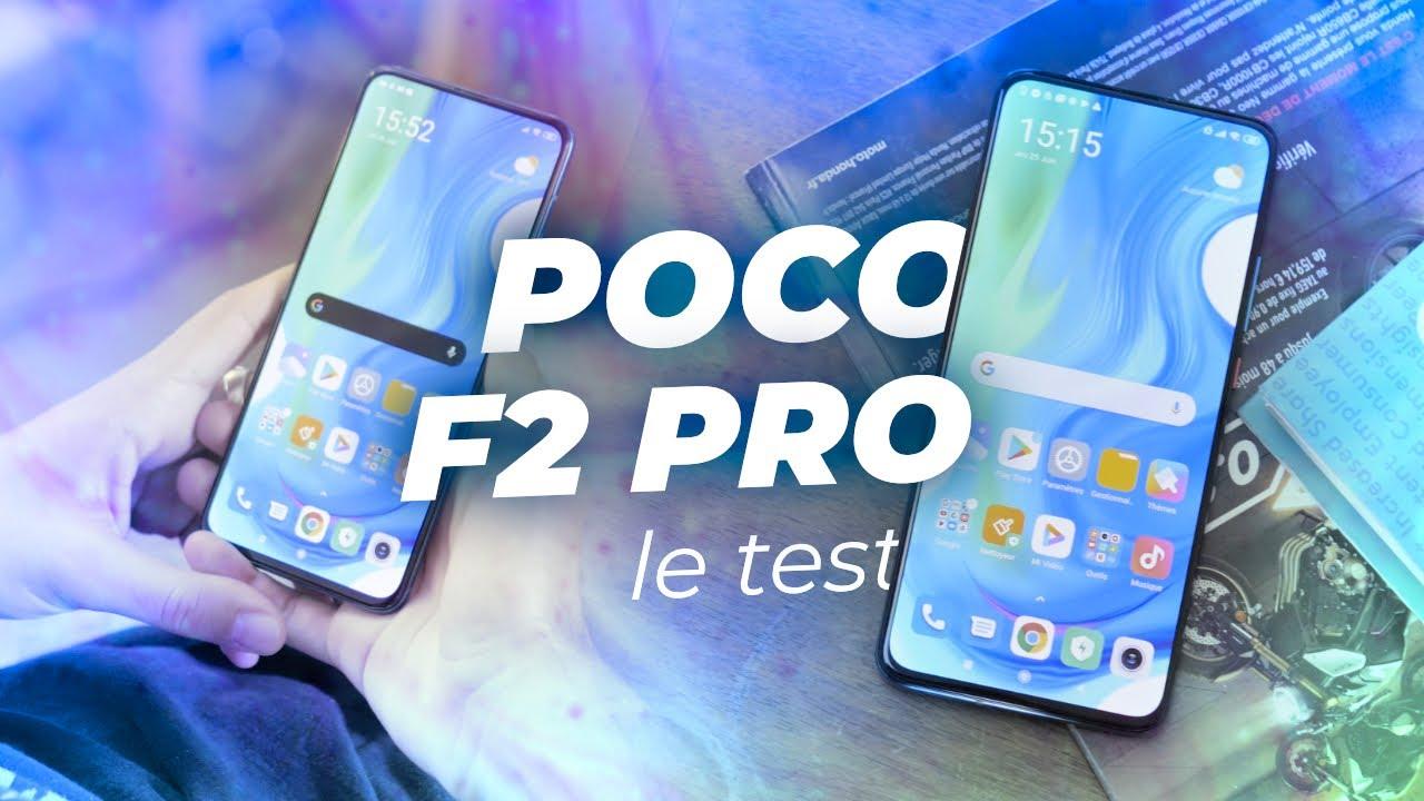 Xiaomi Poco F2 Pro : presque PARFAIT ! (Test complet et avis)