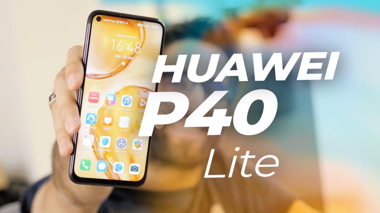 Huawei P40 Lite : la GRANDE FRUSTRATION !