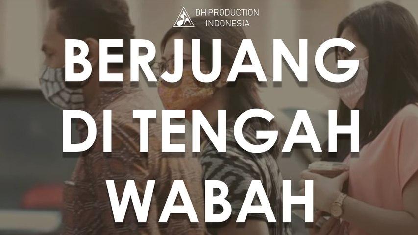 Berjuang di Tengah Wabah (Official Video Lyric) #NewNormal
