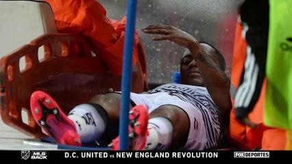 Renato Ibarra salió lesionado en su debut con el Atlas: Agenda FS